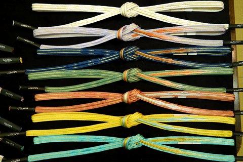 和小物さくら 組紐帯締