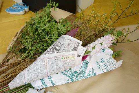 和小物さくら お花の花材