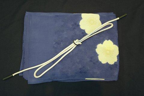 和小物さくら 桜づくしの帯揚と帯締