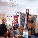 kickstarterプロジェクト「着物を未来へ – ニューヨークファッションウィークへの挑戦」にご支援をお願いします