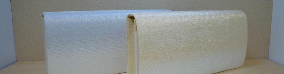 爪掻本綴織 ハンドバッグ
