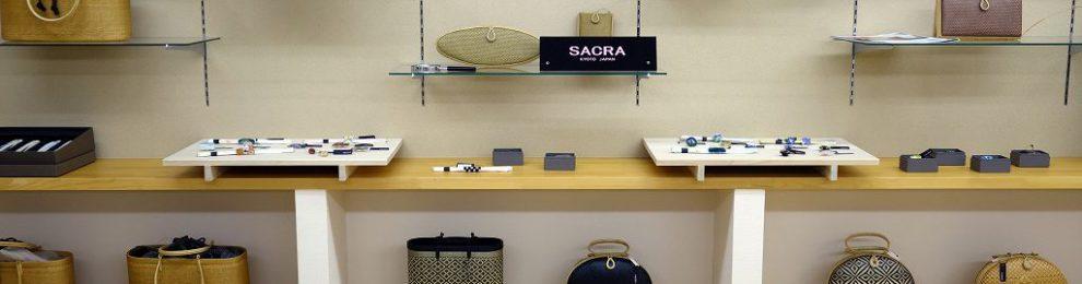 SACRAの夏小物 京都展・東京展