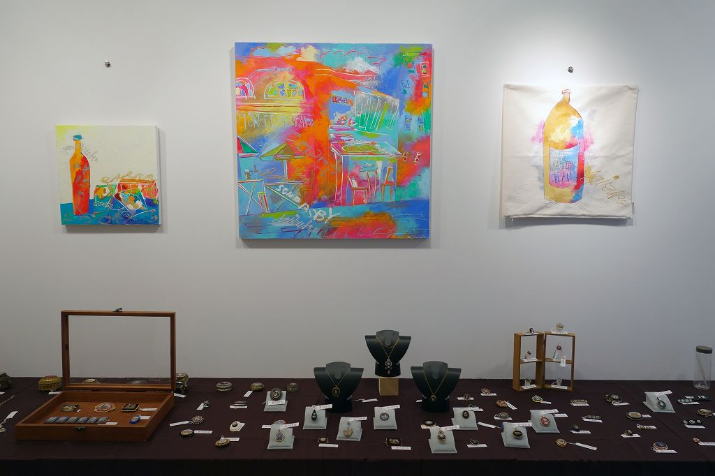 ギャラリーミラクル イタリアの手仕事展