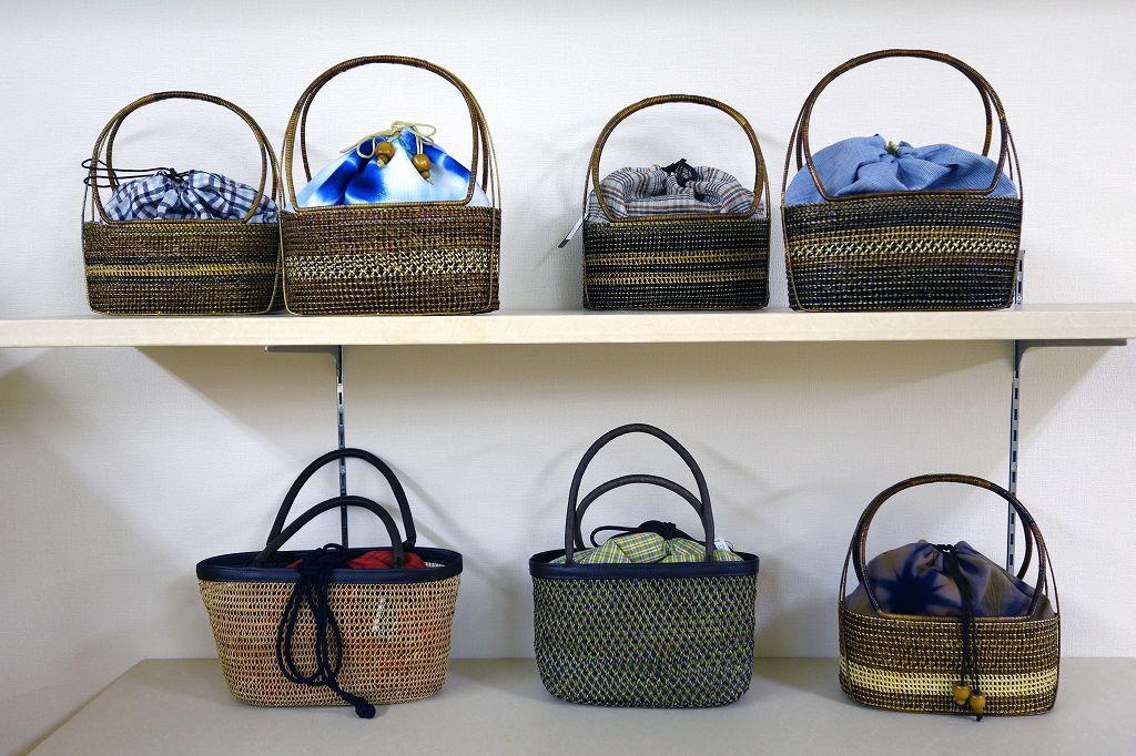 SACRAの夏小物 バッグ
