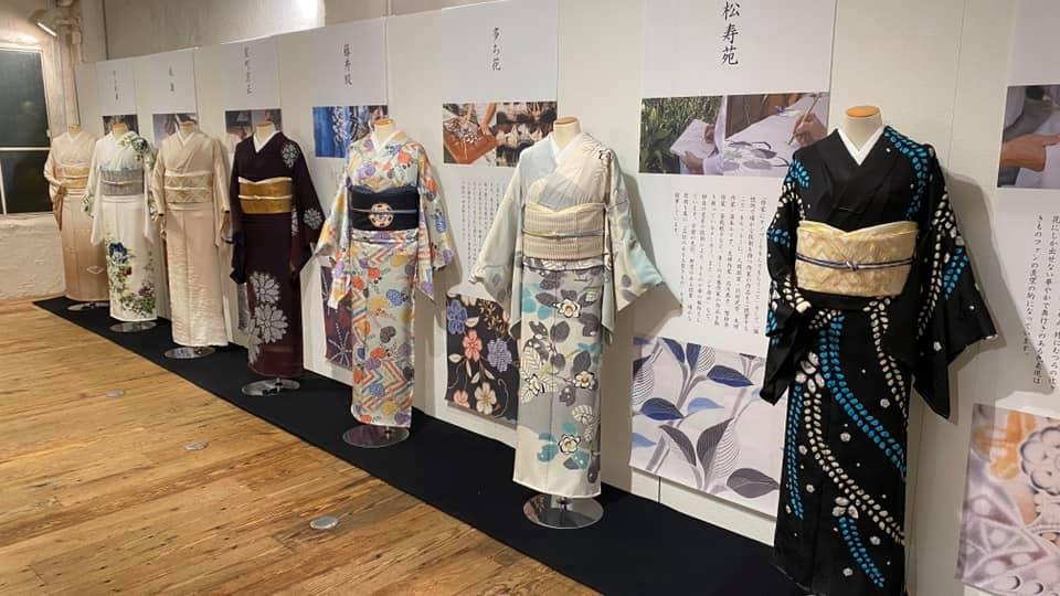 きものアルチザン京都 ポップアップイベント